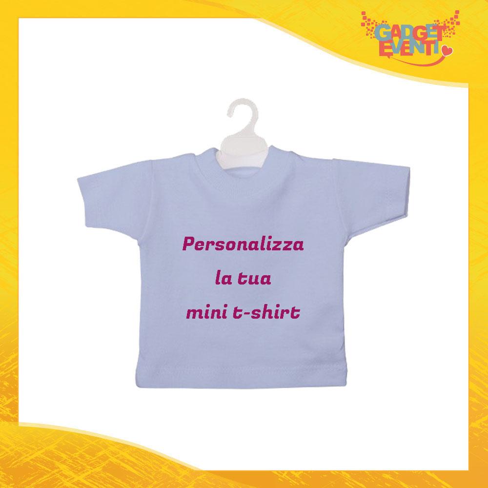 Mini T Shirt Auto Personalizzata Bimbo A Bordo Gadget Eventi