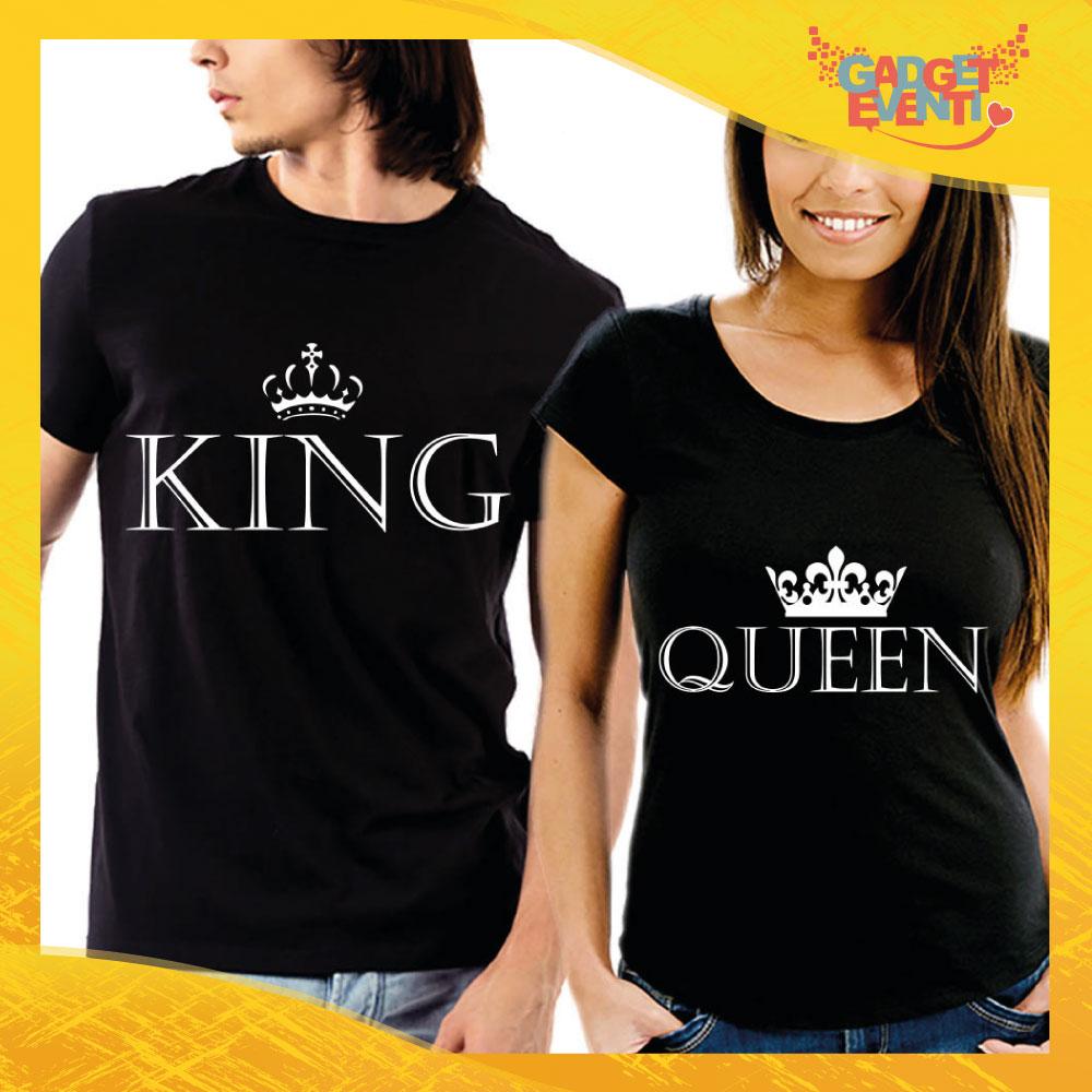 prodotti caldi materiali superiori prezzo minimo T-Shirt Coppia Maglietta