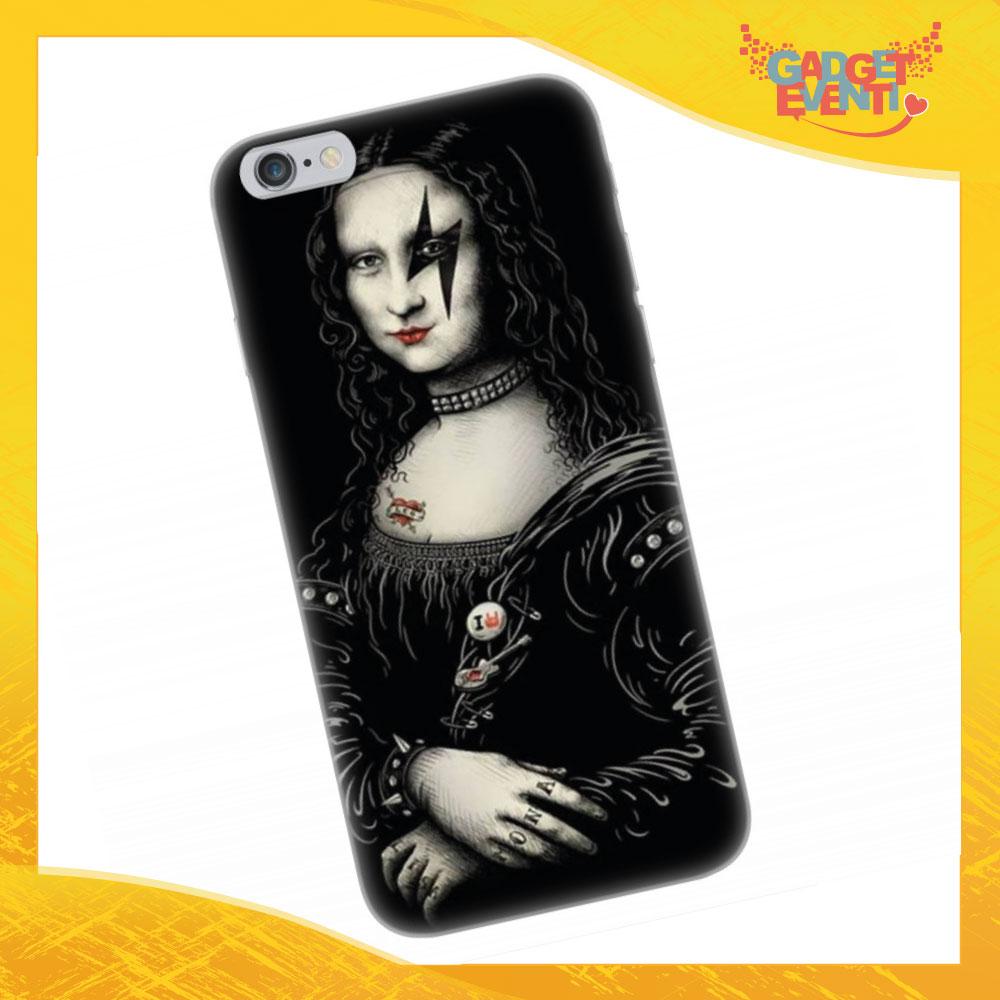 """Cover Smartphone """"Gioconda dark"""" Gadget Eventi"""