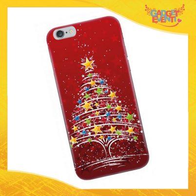 """Cover Smartphone Natale Cellulare Tablet """"Albero di Natale"""" Gadget Eventi"""