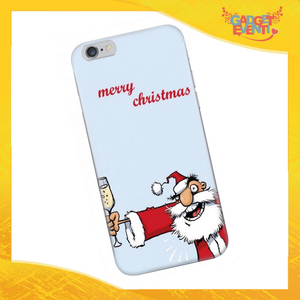 Babbo Natale Ubriaco.Cover Smartphone Natale Cellulare Tablet Babbo Natale Ubriaco