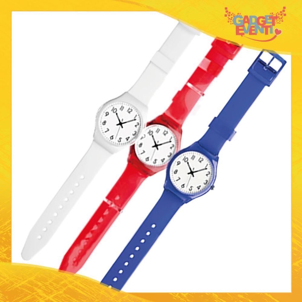 "Orologio Analogico ""I Time"" Gadget Eventi"