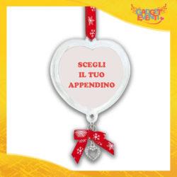 Scegli il tuo Appendino Natale Addobbo Natalizio Gadget Eventi
