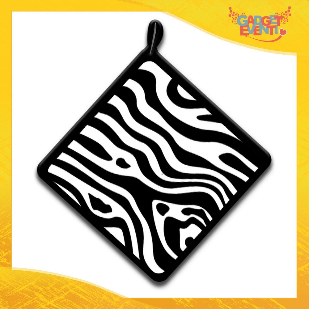 """Presina da Forno Cucina """"Zebra"""" Gadget Eventi"""