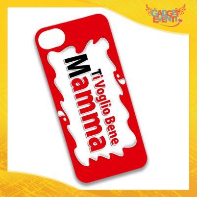 """Cover Smartphone Cellulare Tablet """"Ti Voglio Bene Mamma Bar"""" Festa della Mamma Gadget Eventi"""