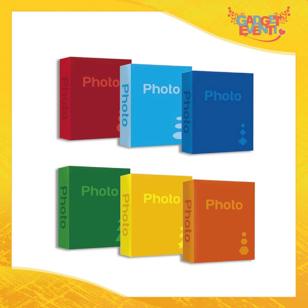 """Album Portafoto """"Photo Box"""" Foto Regalo Gadget Eventi"""