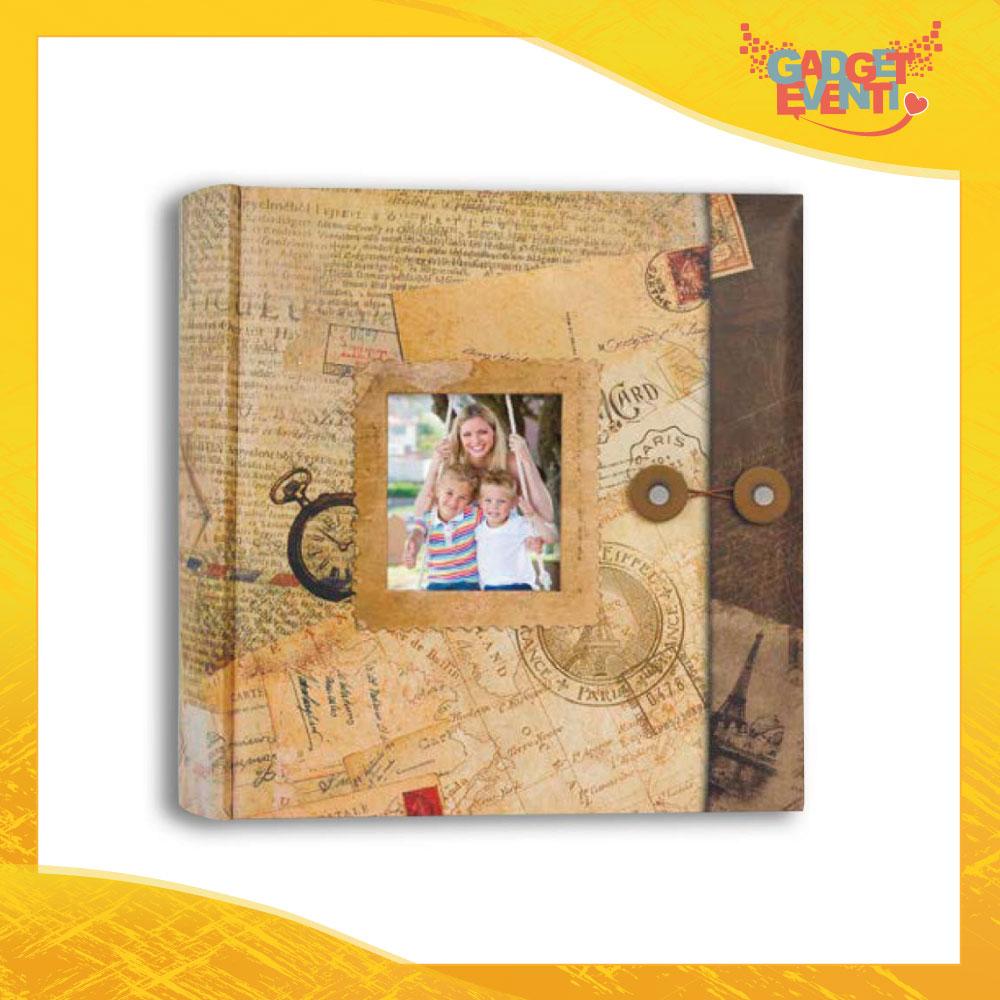 "Album Portafoto ""Photo Travel"" Foto Regalo Gadget Eventi"