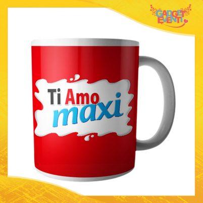 """Tazza dell'Amore Colazione Breakfast """"Ti Amo Bar Maxi"""" San Valentino Gadget Eventi"""