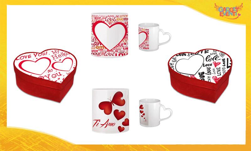 Idee regalo per San Valentino - Gadget Eventi