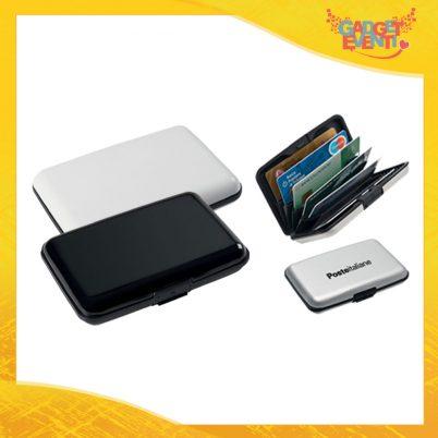"""Portatessere Carte di Credito """"Tile"""" Gadget Eventi"""
