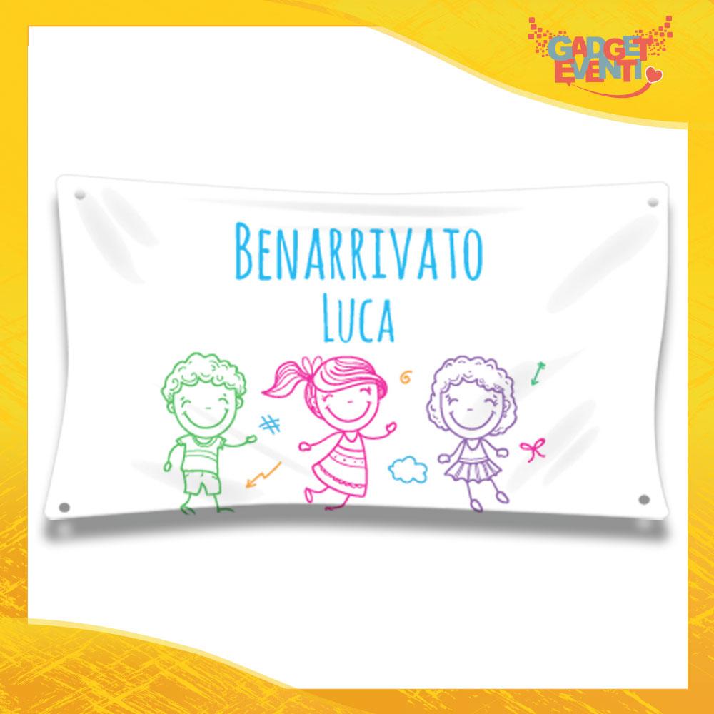 """Striscione Bambino Neonato """"Danza Bimbi"""" Baby Gadget Eventi"""