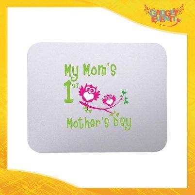 """Mouse Pad femminuccia """"Gufini"""" tappetino pc ufficio idea regalo festa della mamma gadget eventi"""