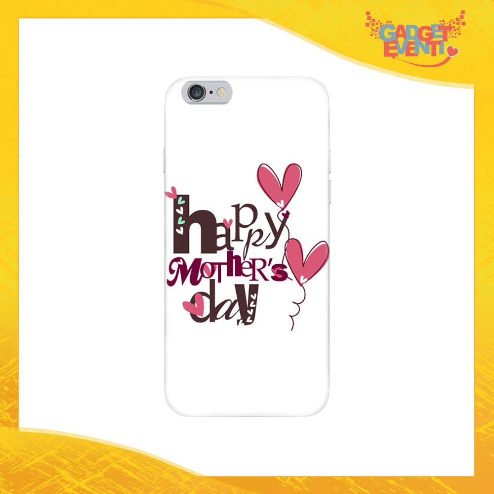 """Cover Smartphone """"Happy Mother's Day"""" Protezione per Cellulare Festa della Mamma Idea Regalo Gadget Eventi"""