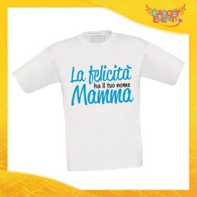 """Maglietta Bambino Bambina """"Maglietta Bambino Bambina """"I Love Cuore"""" Idea Regalo T-shirt Festa della Mamma Gadget Eventi"""" Idea Regalo T-shirt Festa della Mamma Gadget Eventi"""