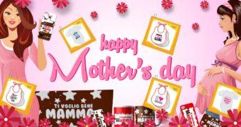 In occasione della Festa della Mamma scegli un'idea regalo originale Gadget Eventi