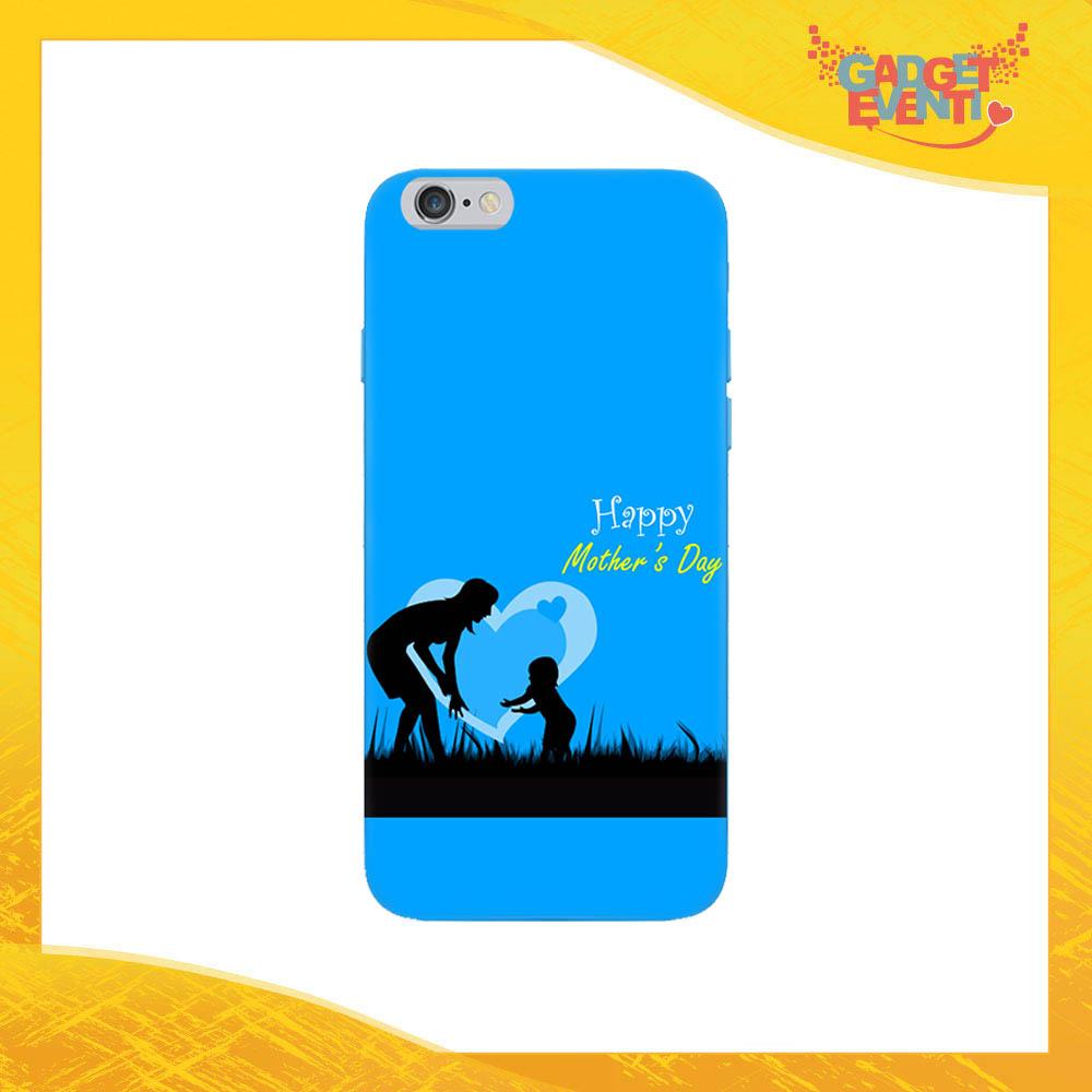 """Cover Smartphone """"Mother's Day Son"""" Protezione per Cellulare Festa della Mamma Idea Regalo Gadget Eventi"""