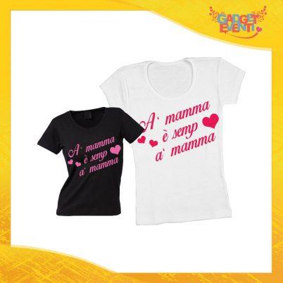 """Maglietta, t-shirt idea regalo festa della mamma """"Sei sempre tu"""" - Gadget Eventi"""