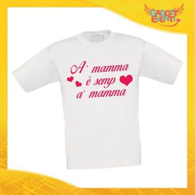 """Maglietta Bambino Bambina """"Sei sempre tu"""" Idea Regalo T-shirt Festa della Mamma Gadget Eventi"""