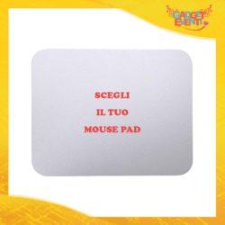 Scegli il tuo Mouse Pad tappetino Gadget Eventi
