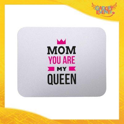 """Mouse Pad femminuccia """"You Are My Queen"""" tappetino pc ufficio idea regalo festa della mamma gadget eventi"""