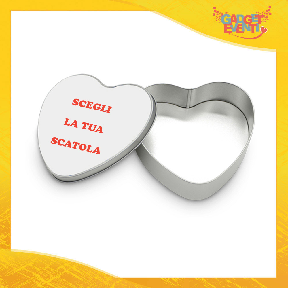 Scatole metalliche