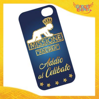 """Cover Smartphone Cellulare Tablet """"Addio al Celibato in Corso"""" Addio al Celibato Gadget Eventi"""