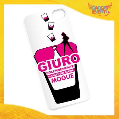 Cover cellulare/tablet addio al Nubilato GIURO SOLENNEMENTE COVER