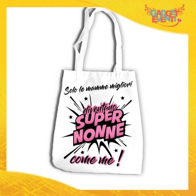 SHOPPING BAG NONNI SUPER NONNA