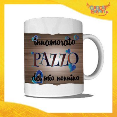 TAZZA INNAMORATO/A PAZZO/A DEI MIEI NONNI BLU