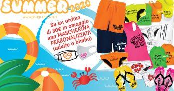 banner sito estate mascherian personalizzata in omaggio