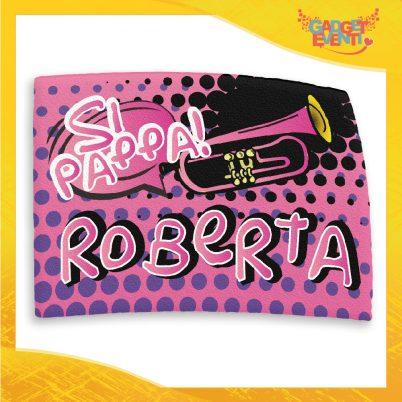 Tovaglietta americana personalizzabile con nome bimba Lisa&Bart