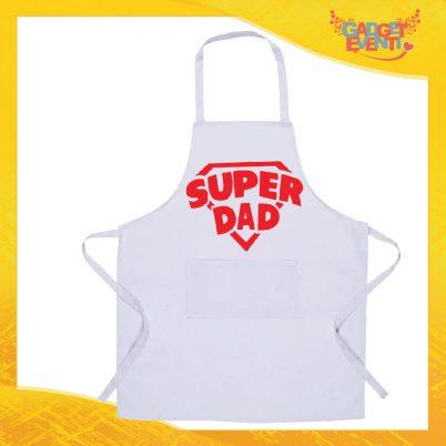 Grembiule da cucina Super Dad