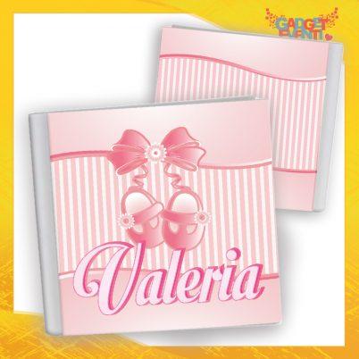 Album bimba personalizzato con nome Piedini